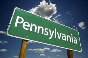 pennsylvania-road-sign
