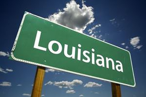 louisiana-road-sign