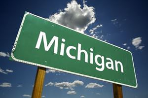 michigan-road-sign