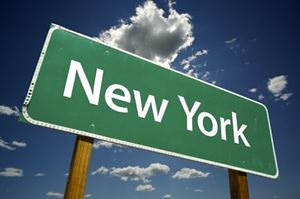 new-york-road-sign