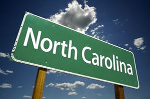 north-carolina-road-sign
