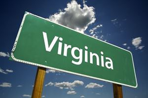 virginia-road-sign
