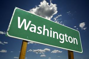 washington-road-sign