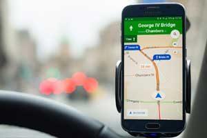 GPS app